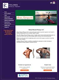 Karen Holmes Physical Therapy